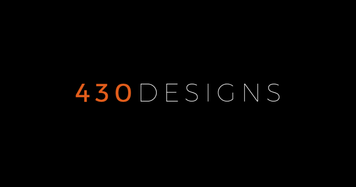 430Designs Web Design